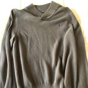 Penguin Men's Grey Crewneck Sweater sz LARGE